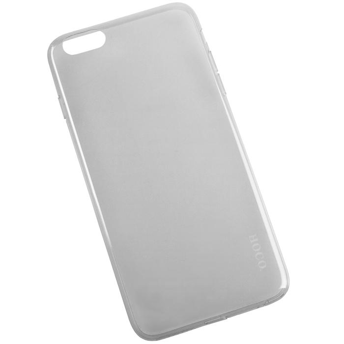 Hoco Light Series UltraSlim защитная крышка для iPhone 6 Plus, ClearR0007595Задняя крышка (кейс) Hoco Light Series UltraSlim для iPhone 6 Plus гарантирует надежную защиту корпуса вашего смартфона от внешнего воздействия (пыль, влага, царапины). Чехол изготовлен из качественного пластика и имеет отверстия для камеры и разъемов.