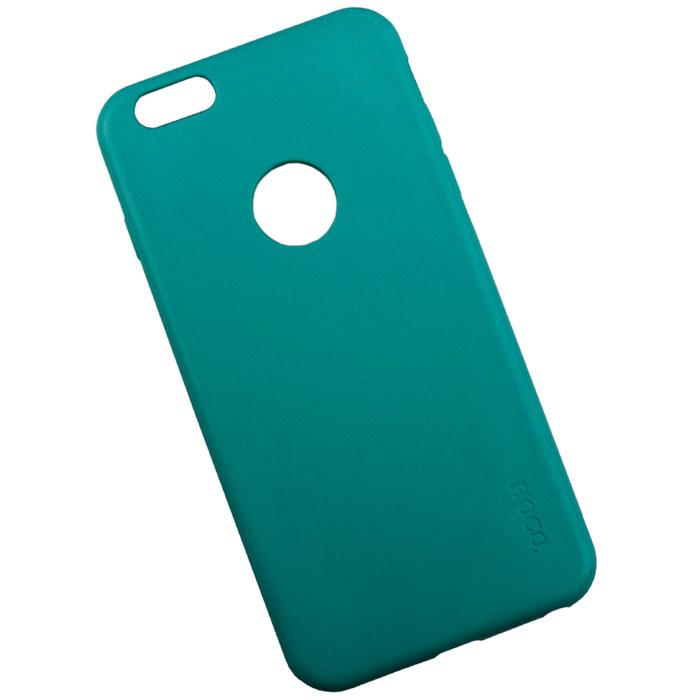 Hoco Paris Series защитная крышка для iPhone 6 Plus, Light BlueR0007617Задняя крышка (кейс) Hoco Paris Series для iPhone 6 Plus гарантирует надежную защиту корпуса вашего смартфона от внешнего воздействия (пыль, влага, царапины). Чехол изготовлен из качественных материалов и имеет отверстия для камеры и разъемов.