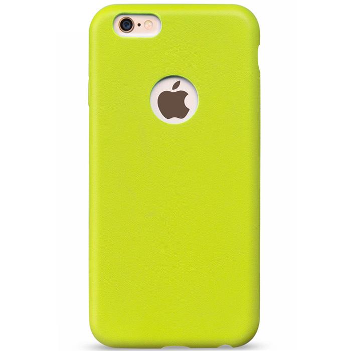 Hoco Paris Series защитная крышка для iPhone 6 Plus, GreenR0007618Задняя крышка (кейс) Hoco Paris Series для iPhone 6 Plus гарантирует надежную защиту корпуса вашего смартфона от внешнего воздействия (пыль, влага, царапины). Чехол изготовлен из качественных материалов и имеет отверстия для камеры и разъемов.