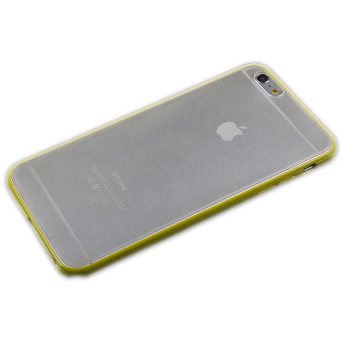 Liberty Project защитная крышка для iPhone 6 Plus, Green MatteR0006692Защитная крышка Liberty Project для iPhone 6 Plus защитит ваш гаджет от механических повреждений. Чехол имеет свободный доступ ко всем разъемам и клавишам устройства.