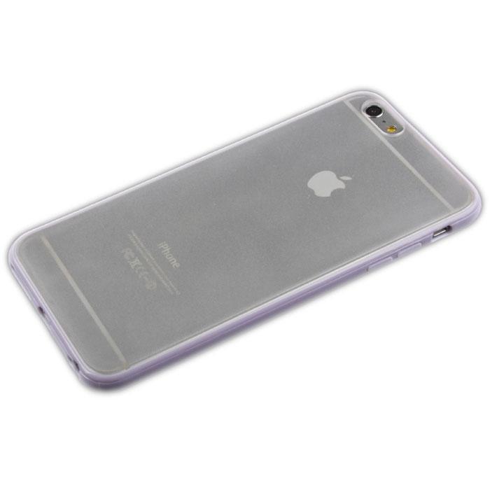 Liberty Project защитная крышка для iPhone 6 Plus, Lilac MatteR0006695Защитная крышка Liberty Project для iPhone 6 Plus защитит ваш гаджет от механических повреждений. Чехол имеет свободный доступ ко всем разъемам и клавишам устройства.