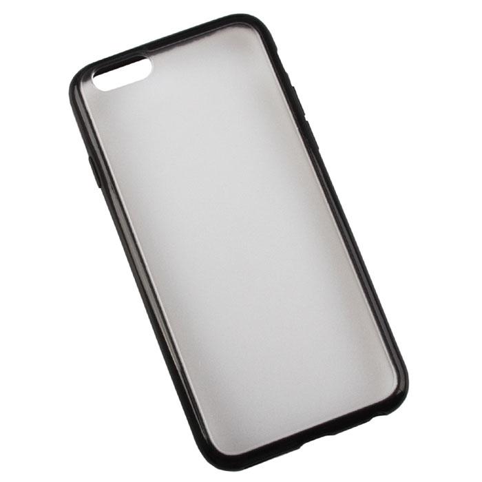 Liberty Project защитная крышка для iPhone 6, Black ClearR0006714Защитная крышка Liberty Project для iPhone 6 защитит ваш гаджет от механических повреждений. Чехол имеет свободный доступ ко всем разъемам и клавишам устройства.