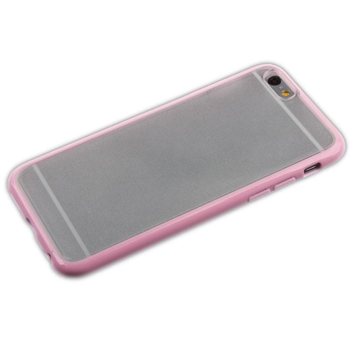 Liberty Project защитная крышка для iPhone 6, Pink MatteR0006688Защитная крышка Liberty Project для iPhone 6 защитит ваш гаджет от механических повреждений. Чехол имеет свободный доступ ко всем разъемам и клавишам устройства.