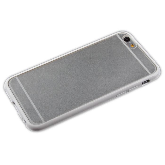 Liberty Project защитная крышка для iPhone 6, White MatteR0006685Защитная крышка Liberty Project для iPhone 6 защитит ваш гаджет от механических повреждений. Чехол имеет свободный доступ ко всем разъемам и клавишам устройства.