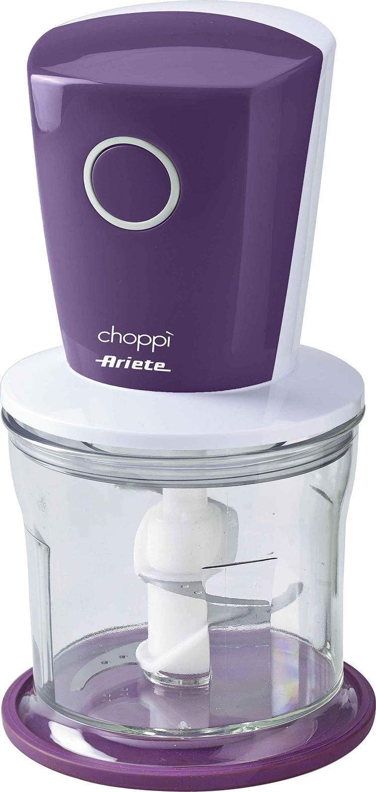 Ariete Choppi, Purple измельчитель (1835/01) ariete 626 yogurella