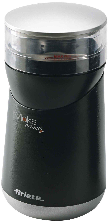 Ariete Moka Aroma Grinder кофемолка (3014)3014Отличная кофемолка от итальянского производителя бытовой техники. Великолепный дизайн, оптимальное сочетание цены и качества - это именно то, что вам нужно.