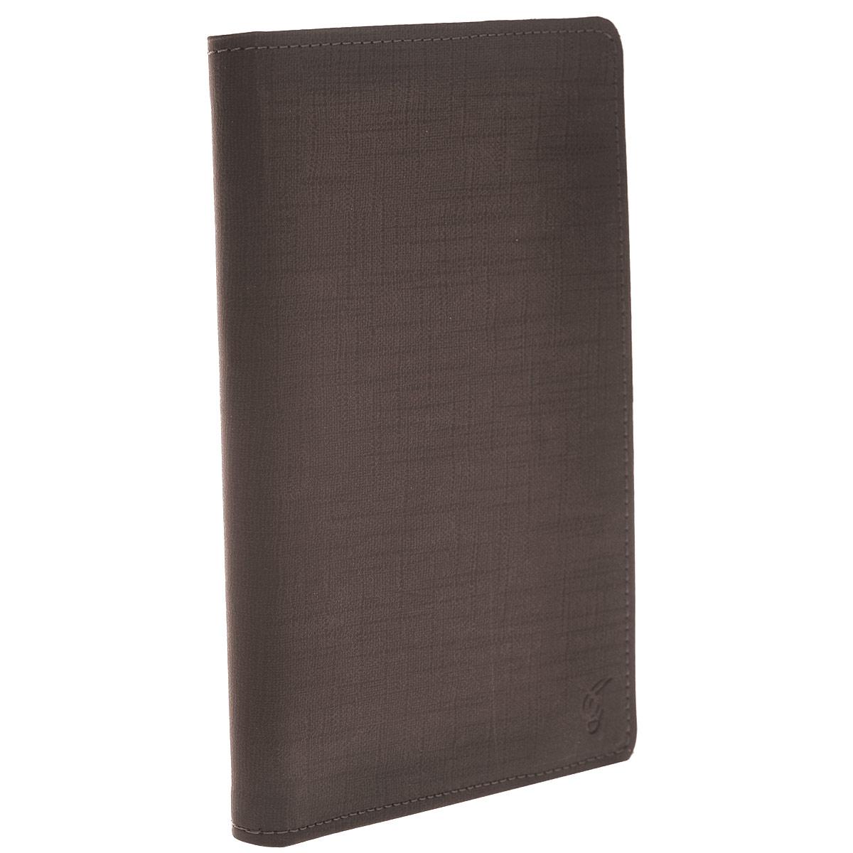 Viva Chocolate чехол для планшетов 7+, Brown (VUC-CCH07P-br)VUC-CCH07P-brЧехол Viva Chocolate для планшетов 7+ предназначен для защиты электронных устройств от механических повреждений и влаги. Крепление PVS позволяет надежно зафиксировать ваш девайс.