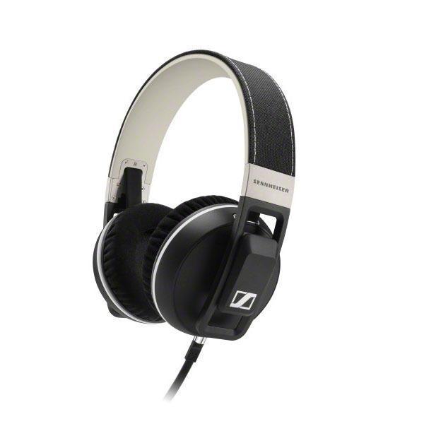 Sennheiser Urbanite XL, Black наушники506085URBANITE XL – охватывающие мобильные стереонаушники с пультом управления для смартфонов и планшетов Apple Охватывающие наушники URBANITE XL способны выдать мощный клубный звук, насыщенный низкими частотами, в то же время, обеспечивая превосходную четкость во всем остальном диапазоне частот. Благодаря уникальной складной конструкции наушники URBANITE XL можно легко сложить и убрать в чехол, входящий в комплект поставки, для хранения или транспортировкиВ наушниках серии URBANITE использовано достаточно элементов, придающих конструкции необходимую жёсткость, наушники изготовлены из прочных и высококачественных материалов. Шарниры из нержавеющей стали придают дизайну строгость, а тканевая отделка оголовья вносит пасторальные нотки в утилитарный городской стиль