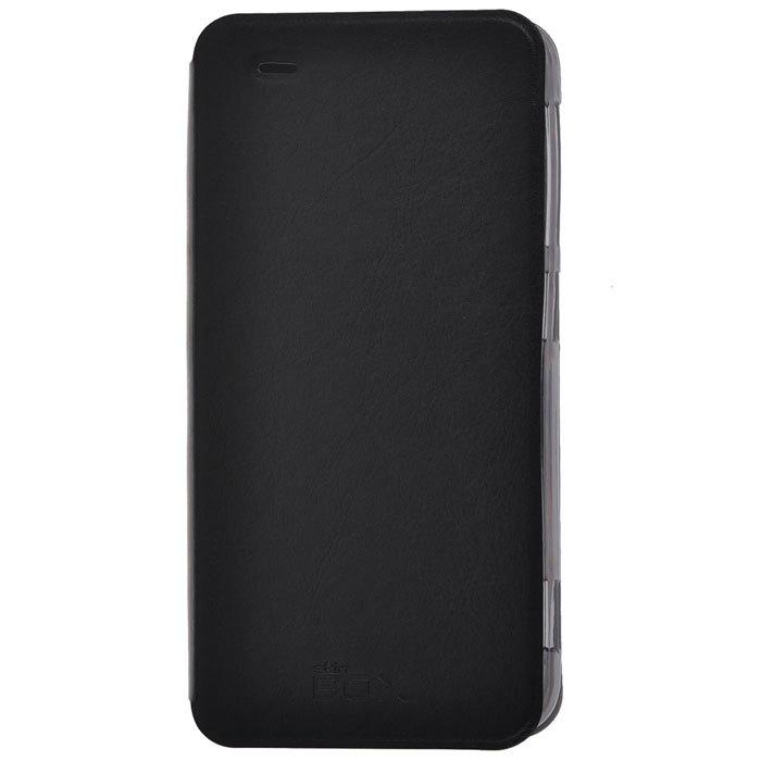 Skinbox Lux чехол для HTC Desire Eye, Black чехлы для телефонов skinbox philips w6610 lux aw