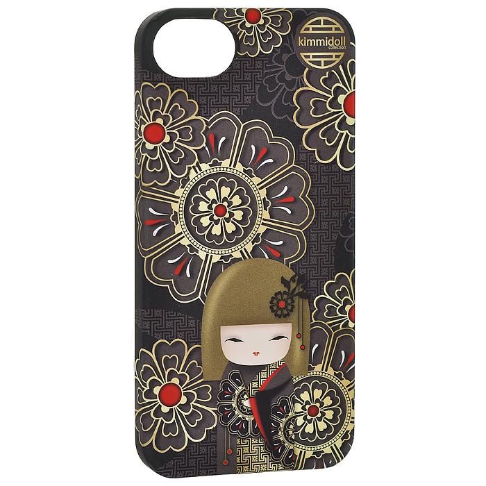 Чехол для iPhone 5 Kimmidoll Хиро (Щедрость). KF0762KF0762Съемный чехол для iPhone 5, выполнен из пластика и оформленный изображением очаровательной куколки Хиро (Щедрость) в японском традиционном стиле. Чехол легко снимается и легко одевается, а главное, радует глаз! Чехол легко защитит любимый телефон от пыли, грязи и царапин, а в случае падения предотвратит трещины и сколы. В чехле есть специальные прорези (для окошка камеры, разъема для наушников и зарядного шнура, для клавиш регулировки звука и кнопочки беззвучного режима).Привет, меня зовут Хиро! Я талисман щедрости. Мой дух полон проницательности и пользы. Отсутствие равнодушия к нуждам других и желание помочь каким-либо способом, раскрывает смысл щедрости. Пусть ваш щедрый характер наполнит удовлетворением и миром вашу жизнь и жизни, окружающих вас людей.