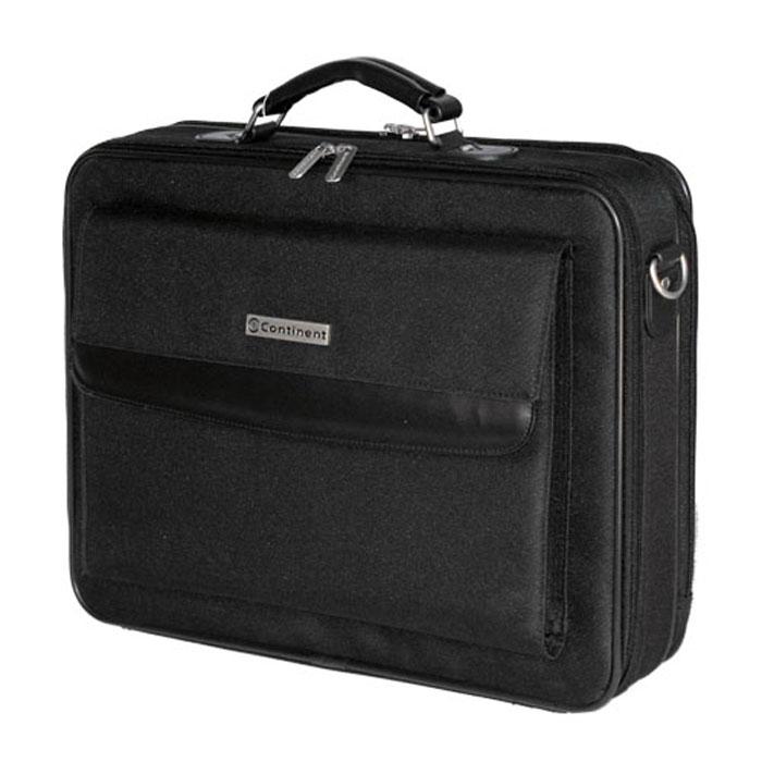 Continent CC-115 сумка для ноутбука 15,6CC-115Continent CC-115 - эргономичная сумка для ноутбука. Помимо ноутбука с диагональю экрана 15 дюймов, в ней может поместиться множество необходимых вещей: журналы, аксессуары, документы, и канцелярские принадлежности. Сумка оснащена плечевым ремнем, поэтому ее удобно носить не только в руке, но и на плече.