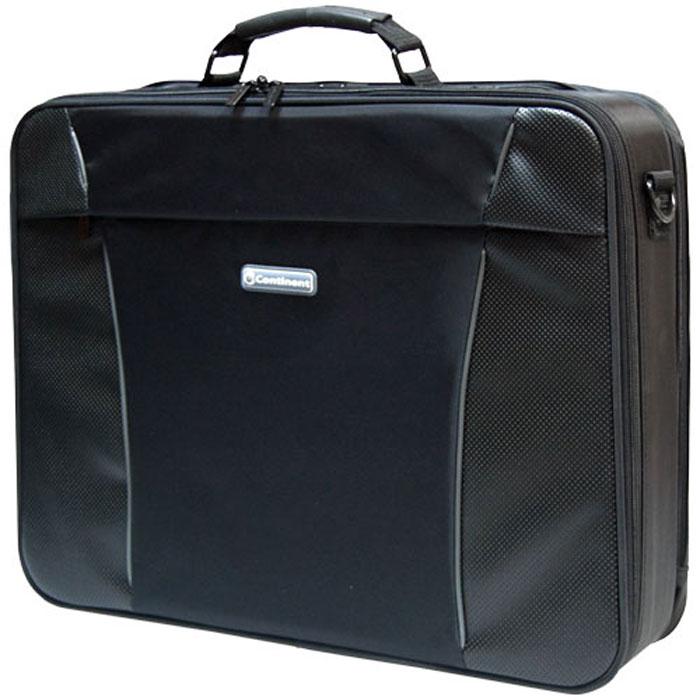 Continent CC-899 сумка для ноутбука 20CC-899Continent CC-899 - многофункциональная сумка из высокопрочного нейлона на жёстком каркасе. Предназначена для ноутбука и других цифровых устройств. Имеет большое отделение для бумаг. Обеспечит максимальное удобство и сохранность вашей техники.