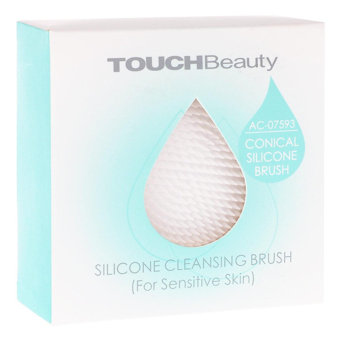 Touchbeauty Запасная щетка к приборам для очищения кожи при умывании AC-07593AC-07593Запасная щетка Touchbeauty имеет большой диаметр 7,5 см для увеличенной площади очищения. Специальная насадка для очищения и одновременного массажа кожи лица идеально подходит для всех типов кожи. С помощью этой насадки улучшается кровоснабжение и улучшается цвет лица. Используется вместе с прибором для очищения кожи серий AS-0759.
