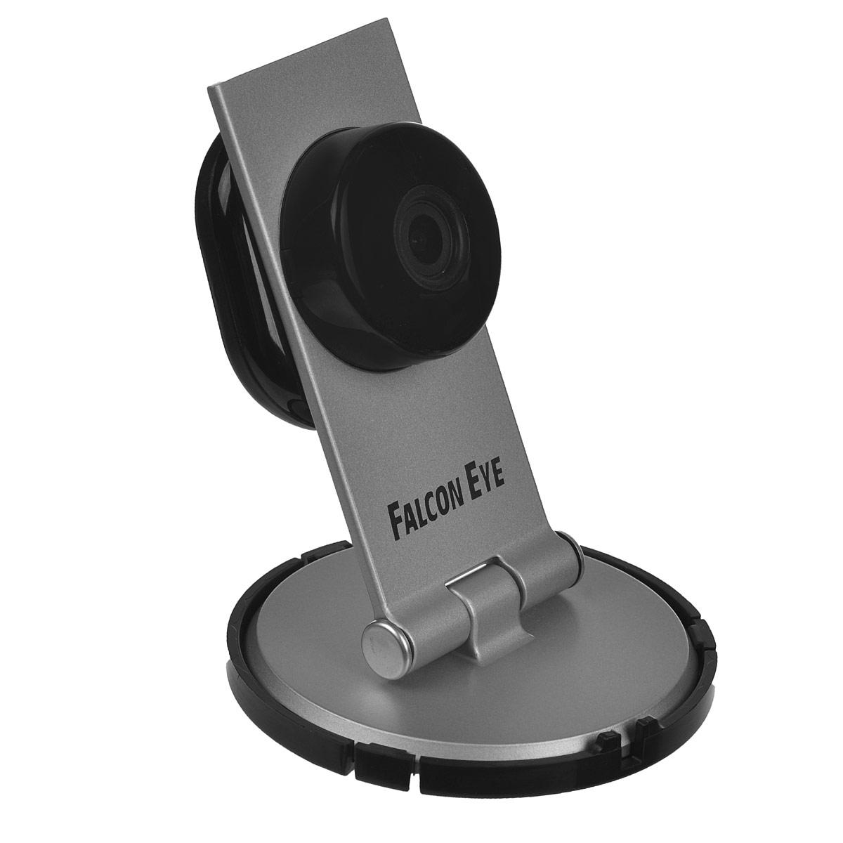 Falcon Eye FE-ITR1300 беcпроводная IP-камераFE-ITR1300P2P видеокамера FE-ITR1300. Для данной камеры не нужен статический IP адрес и сложная настройка. С P2P технологией, пользователи могут теперь без труда ввести идентификационный номер (ID) устройства и пароль для доступа к IP-камере без каких-либо дополнительных настроек. Фактически, то, что раньше мешало широкому распространению ip камер - это непонятная настройка для обычного пользователя, теперь в прошлом. Достаточно настроить wi-fi в самой камере, для подключения ее к беспроводной сети, но, благодаря понятным инструкциям, это не проблема. Благодаря невысокой цене и простым настройкам, пользоваться данными камерами могут обычные люди, без специальных технических знаний. Так же данные P2P ip камеры поддерживают архивирование данных на карте Micro SD. Вы очень просто можете не только посмотреть изображение online, но и получить доступ к архиву, посмотреть или скачать файл с видео к себе на компьютер. Наличие встроенных динамика и микрофона для двухсторонней аудиосвязи, детектор движения, инфракрасная подсветка для ночной съемки и другие функции делают эту P2P ip камеру полноценной видеосистемой в одном устройстве.Разрешение: 1280 x 720Тип объектива: 6 стеклянных линзWi-Fi стандарты: b/g/nШифрование: WEP, WPA, WPA2Поддержка операционных систем: Microsoft Windows XP, WIN7, Mac OS, iOS, AndroidПоддержка браузеров: Microsoft IE8 версии и выше; Mozilla Firefox; Google Chrome;Apple Safari