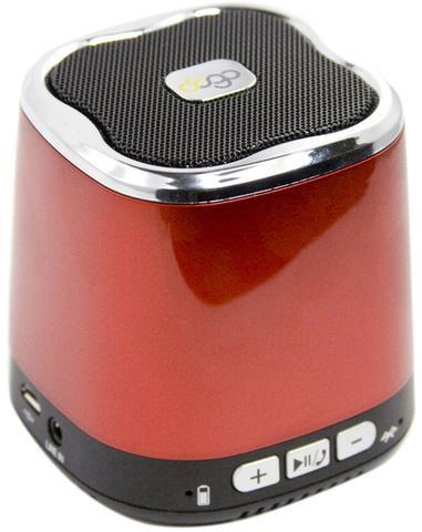 Liberty Project Dogo DG620, Red беспроводная колонкаSM000605Liberty Project DOGO DG620 - это компактная портативная акустическая система, совместимая с большинством аудио устройств. Небольшие размеры и встроенный аккумулятор дают возможность использовать колонки в мобильном режиме, в любом месте, где нет электричества. Скромные с виду динамики обеспечивают вполне серьезную громкость и с легкостью озвучивают небольшое помещение или место пикника, отдыха. Для подключения можно использовать стандартный аудиоразъем 3.5 мм. Liberty Project DOGO DG620 - прекрасное решение для всех, кто хочет слушать любимую музыку в компании и не зависеть от розетки.