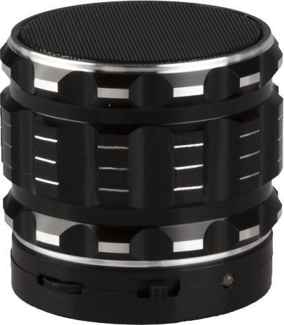 Liberty Project S28, Black беспроводная колонкаR0004244S28 - это портативная акустическая система, совместимая с большинством аудио устройств. Небольшие размеры и встроенный аккумулятор дают возможность использовать колонки в мобильном режиме, в любом месте, где нет электричества. Скромные с виду динамики обеспечивают вполне серьезную громкость и с легкостью озвучивают небольшое помещение или место пикника, отдыха. Для подключения можно использовать стандартный аудиоразъем 3.5 мм или Bluetooth соединение. S28 - прекрасное решение для всех, кто хочет слушать любимую музыку в компании и не зависеть от розетки.