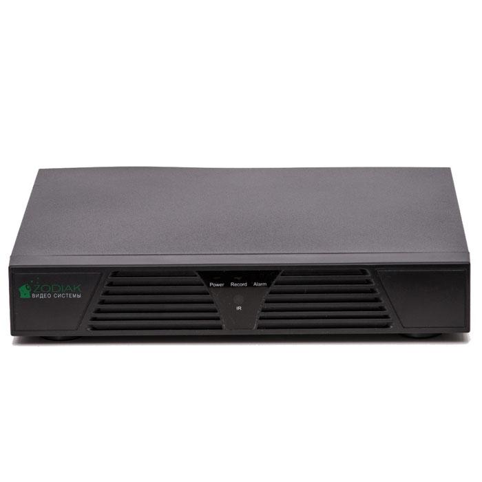 Zodiak N9014 IP видеорегистратор (4 канала)