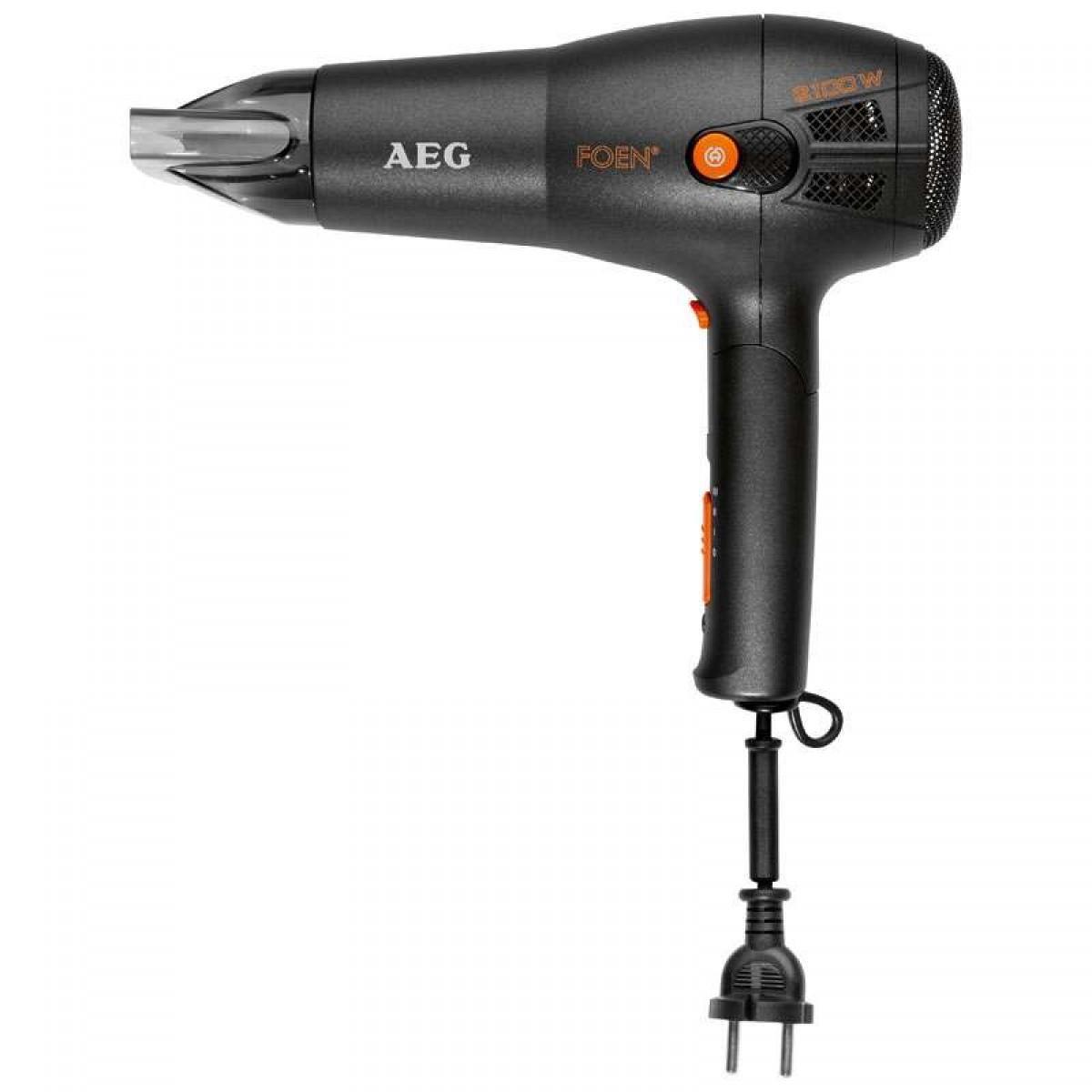 AEG HT 5650 Ionic, Black фен