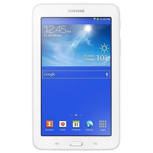 Samsung Galaxy Tab 3 Lite SM-T116, Cream WhiteSM-T116NDWASERПланшет Samsung Galaxy Tab 3 Lite доступен по демократичной цене, особенно приятной для устройства данной марки. Это бюджетный вариант предыдущей, третьей, версии девайса, не уступающий ей в функциональности. Модель качественно собрана, оснащена семидюймовым дисплеем с разрешением 1024х600 пикселей и производительным двухъядерным процессором. Она предназначена для комфортного веб-серфинга, общения, развлечений и станет отличным выбором для активного пользователяПланшет сертифицирован Ростест и имеет русифицированный интерфейс, меню и Руководство пользователя.