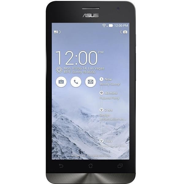 ASUS ZenFone 5 A500KL, White (90AZ00P2-M01250)90AZ00P2-M01250Компания Asus предлагает ZenFone 5 (A500KL) - высокопроизводительный смартфон с широкой функциональностью. ZenFone 5 (A500KL) - это удобное, современное и просто красивое устройство.Четырехъядерный процессор Qualcomm обеспечивает высокую скорость работы ZenFone 5 в многозадачном режиме. Передача данных по мобильным сетям может осуществляться на высокой скорости, вплоть до 42 Мбит/c. Высокая энергоэффективность процессора Intel Atom и продуманная конструкция антенн являются залогом длительного времени работы ZenFone 5 в автономном режиме.ZenFone 5 (A500KL) - это устройство, которое обязательно нужно потрогать своими руками. Ведь в нем реализован самый современный сенсорный интерфейс. ZenFone 5 (A500KL) оснащен IPS-дисплеем с разрешением 1280х720 пикселей и пиксельной плотностью 294 пикселя на дюйм. За минимизацию бликов отвечает технология Asus TruVivid. Дисплей ZenFone 5 (A500KL) покрыт защитным стеклом Gorilla Glass 3 от компании Corning, которое отличается повышенной устойчивостью к появлению царапин. Благодаря малому времени отклика сенсорного интерфейса (60 мс) смартфон моментально отзывается на все действия пользователя. Управление смартфоном с помощью пальцев, даже не снимая перчаток. Разработанная командой ASUS Golden Ear технология SonicMaster подразумевает использование аппаратных и программных средств для повышения качества звука мобильных устройств.Технология PixelMaster обеспечивает высокое качество съемки встроенной в мобильное устройство камерой в любых условиях.Программное обеспечение устройства реализовано в рамках совершенно нового интерфейса ZenUI, который отличается привлекательным дизайном и легкостью освоения.Телефон сертифицирован EAC и имеет русифицированный интерфейс меню и Руководство пользователя на русском языке.