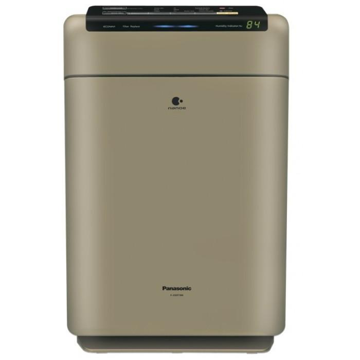 Panasonic F-VXF70R-N очиститель воздухаF-VXF70R-NОчиститель воздуха Panasonic F-VXF70R-N - модель 2014 года, многофункциональный климатический комплекс, совмещающий в себе премиальный дизайн и самые современные технологии в подаче, очистке и увлажнении воздуха, с доведенными очистительными качествами устройства до полного совершенства. Главным преимуществом устройства F-VXF70R-N является высокоинтеллектуальная система, совмещающая сразу все эти функций вместе, а расширенный срок эксплуатации применяемых в очистителе фильтров увеличен до 10 лет. В очистителе воздуха Panasonic F-VXF70R-N применяются усовершенствованные фильтры: плазменный, дезодорирующий и композитный, способные отчистить обслуживаемое помещение от всевозможных частиц бытовой пыли, шерсти домашних животных, аллергенов, неприятных запахов и множественных микроорганизмов провоцирующих различные респираторные заболевания.