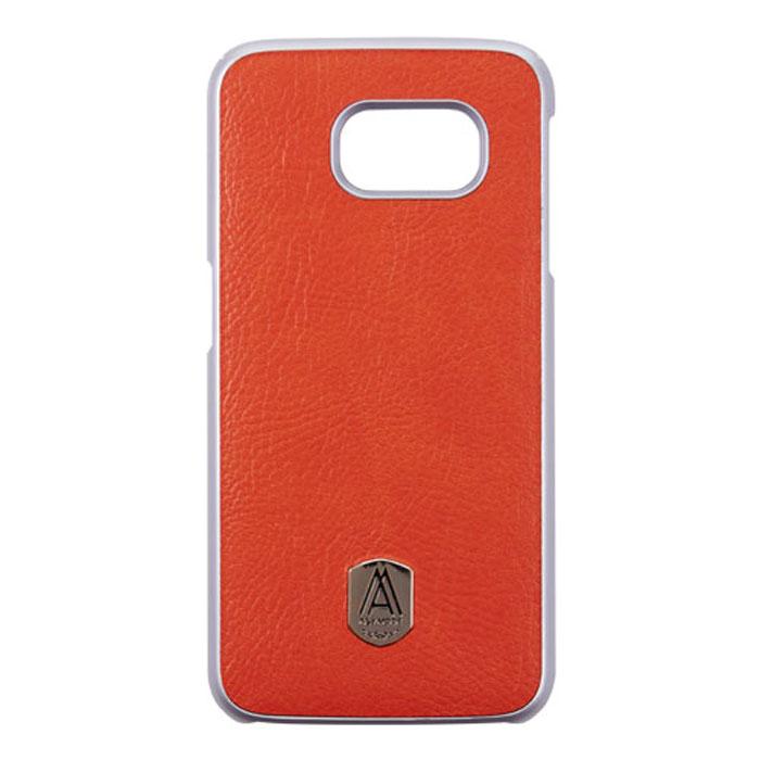 Anymode Fashion Case Prestige чехол для Samsung S6, OrangeFA00007KORСтильная накладка Anymode Fashion Case Prestige для Samsung S6 защитит ваше устройство от механических повреждений и падений. Имеет свободный доступ ко всем разъемам и кнопкам телефона.