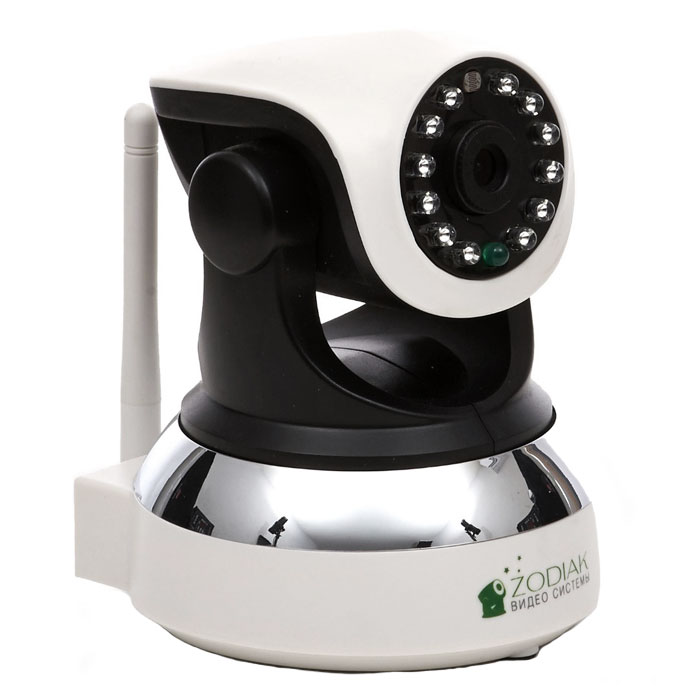 Zodiak 909 внутренняя IP-камера - Камеры видеонаблюдения