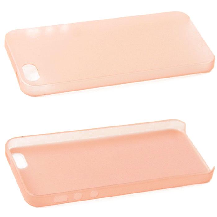 Liberty Project Fashion Case защитная крышка для iPhone 5/5s, OrangeSM000245Задняя крышка (кейс) Liberty Project Fashion Case для iPhone 5/5s обеспечит защиту корпуса вашего смартфона от внешнего воздействия (пыль, влага, царапины). Чехол изготовлен из качественного пластика и имеет отверстия для камеры, кнопок и разъемов.