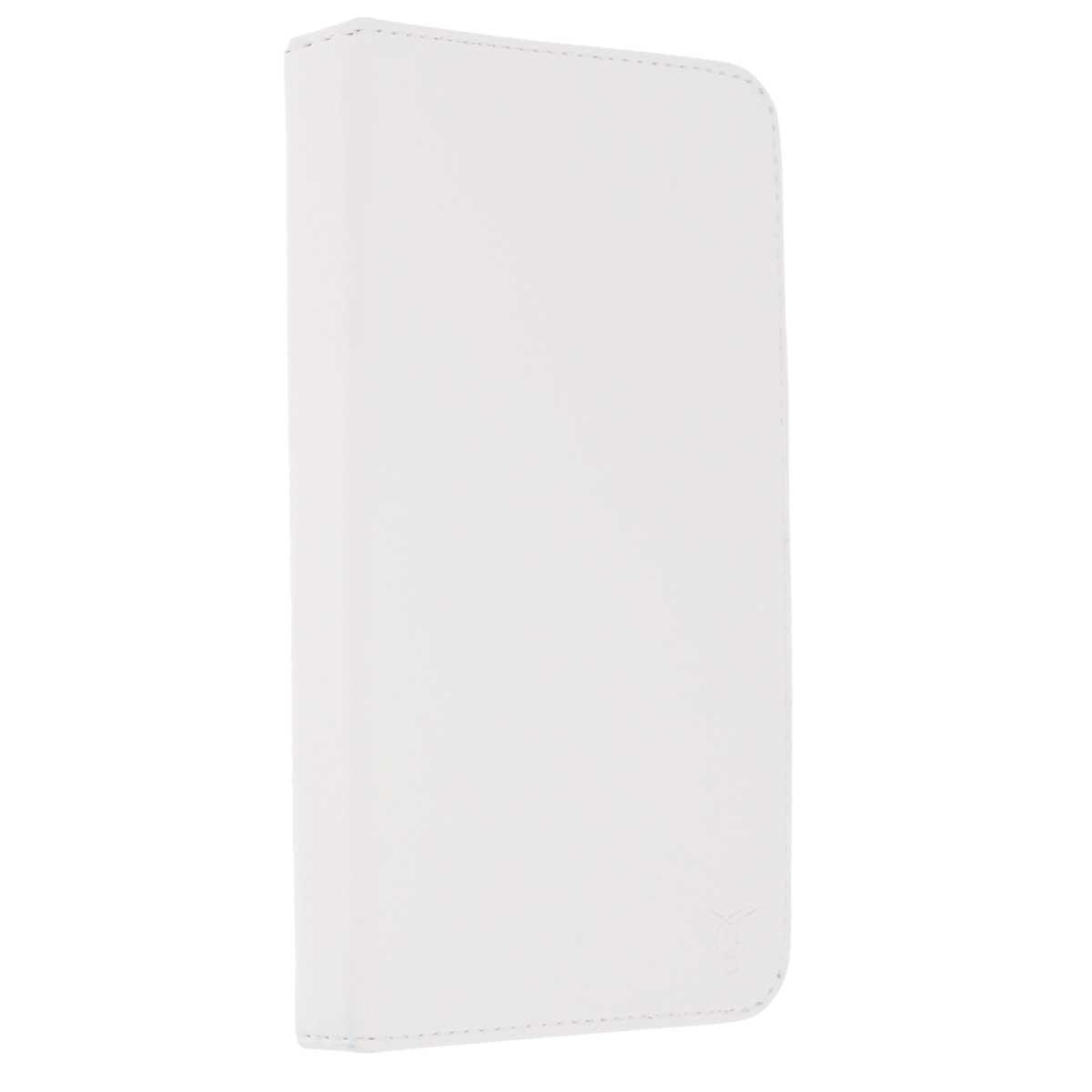 Vivacase Basic чехол для Asus MeMO Pad 7, White (VAS-ASMPB05-w)VAS-ASMPB05-wЧехол Vivacase Basic для Asus MeMO Pad 7 предназначен для защиты вашего устройства от механических повреждений и влаги. Крепление позволяет надежно зафиксировать девайс.