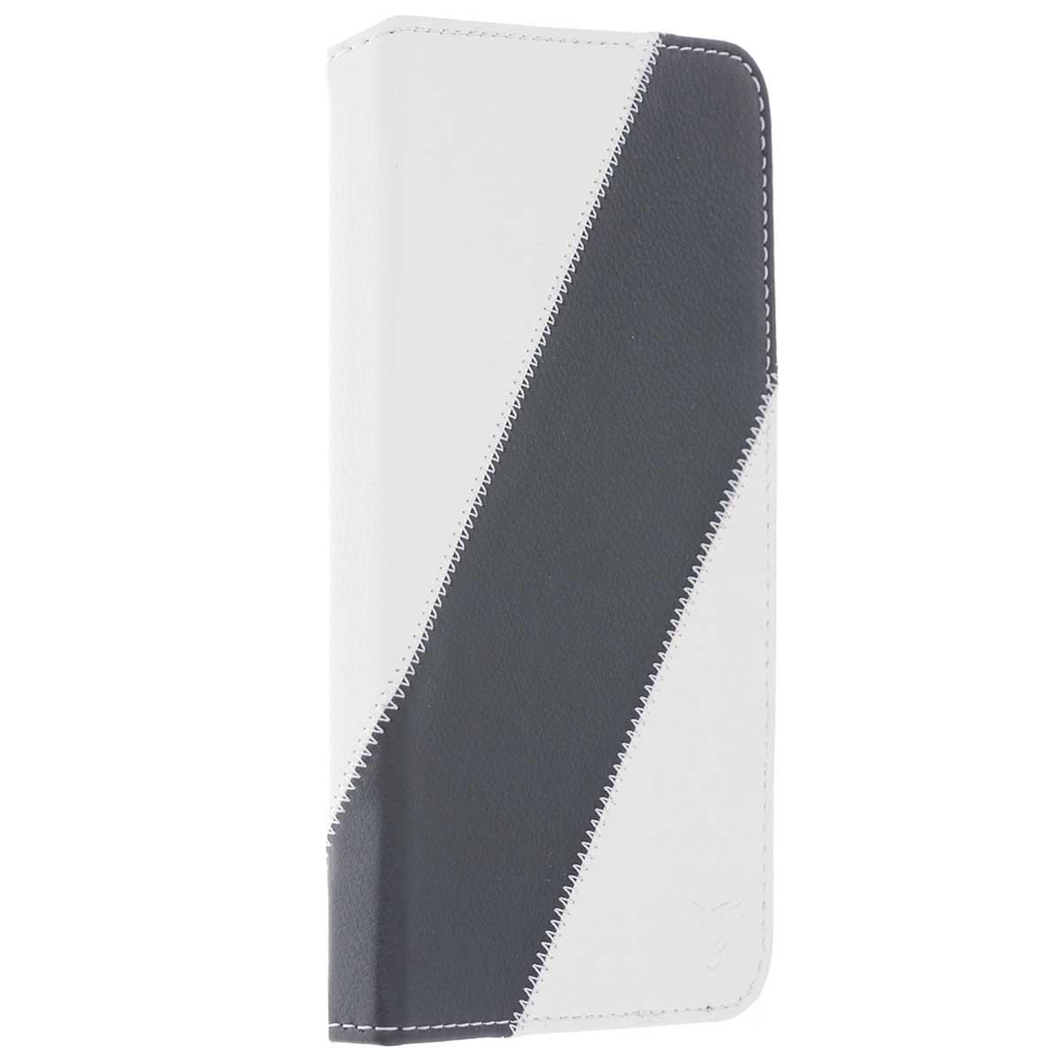 Vivacase Fantasy чехол для Asus MeMO Pad 7, White Black (VAS-ASMPF04-wb)
