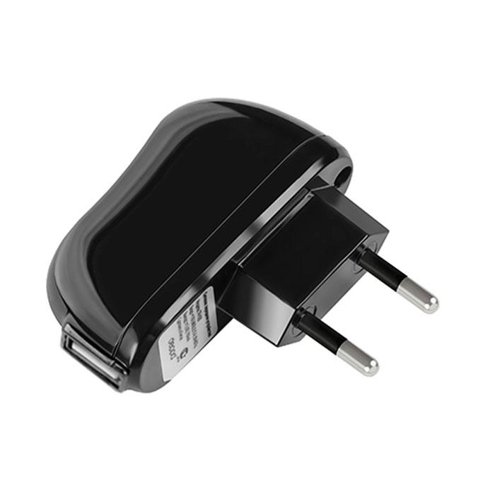 Deppa Classic USB 2.1A, Black сетевое ЗУ23139Зарядное устройство Deppa Classic USB 2.1A предназначено для заряда батареи мобильных телефонов, смартфонов и других цифровых устройств через USB при использовании соответствующего кабеля от сети 100В/240В.