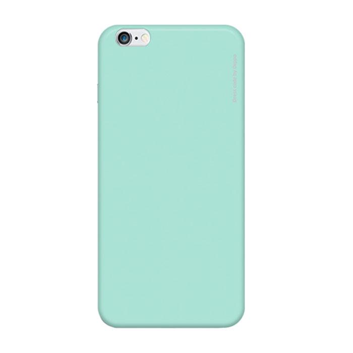 Deppa Air Case чехол для iPhone 6, Mint83120Чехол Deppa Air Case для iPhone 6 предназначен для защиты корпуса смартфона от механических повреждений и царапин в процессе эксплуатации. Имеется свободный доступ ко всем разъемам и кнопкам устройства. Чехол изготовлен из поликарбоната Teijin производства Японии с покрытием Soft touch.