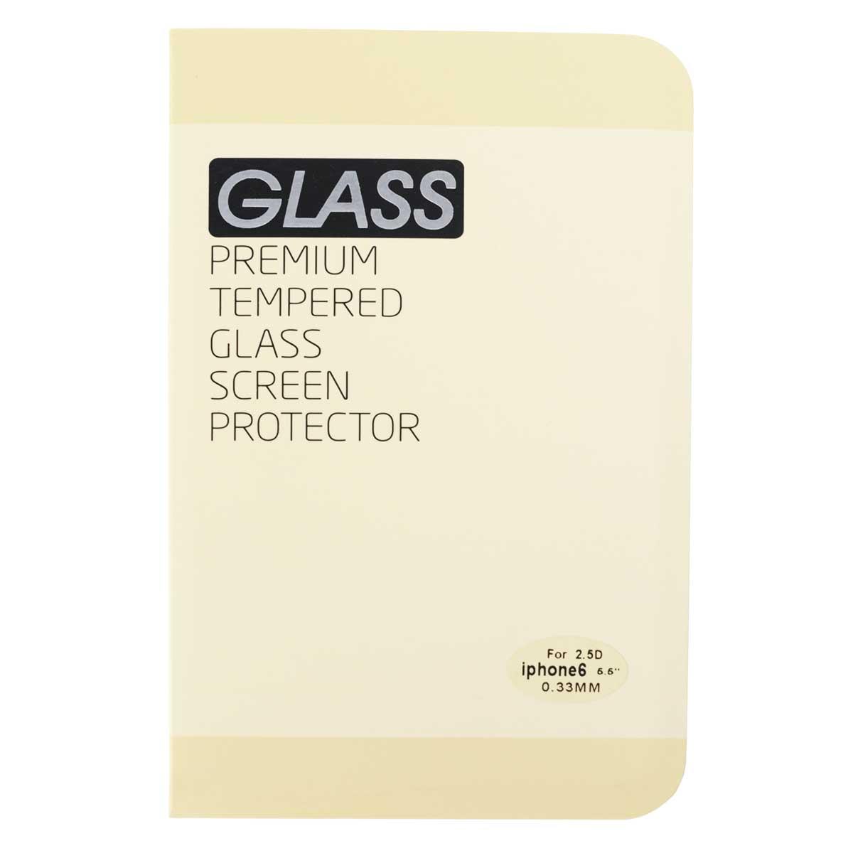 Liberty Project Tempered Glass защитное стекло для iPhone 6 Plus, Clear (0,33 мм) mediagadget tempered glass для iphone 6