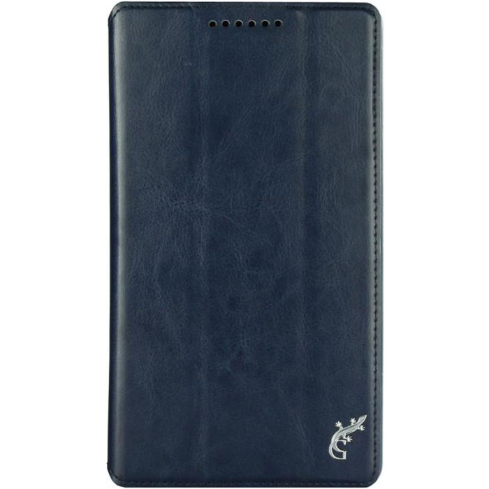 G-Case Executive чехол для Lenovo IdeaTab 2 7.0 (A7-30), Navy чехол для lenovo ideatab 2 a10 70l g case executive эко кожа черный
