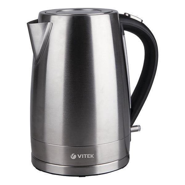 Vitek VT-7000(SR) электрочайникVT-7000(SR)Ни одна современная кухня не обходится без надежного электрочайника. При помощи этого устройства вы быстро вскипятите или подогреете воду для приготовления любимых горячих напитков. Важно, чтобы чайник соответствовал вашим потребностям: он должен быть функциональным, технологичным, надежным, а также практичным и стильным. Бренд VITEK учел желания каждого потребителя, представив на ваш выбор разнообразные модели, которые принесут в ваш дом тепло и уют!
