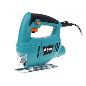 Лобзик электрический Bort BPS-500-P  bort bps 500 p 93720315 электрический лобзик blue