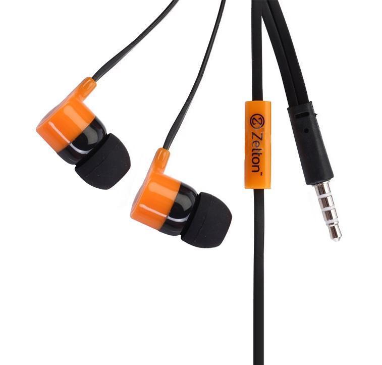 Zetton Scoop, Black Orange гарнитура (ZTLSHSS)ZTLSHSSCOBOСтерео гарнитура предназначена для разговора по телефону без помощи рук и прослушивания музыки.Легкий алюминиевый корпус серого цвета, с пластиковой вставкой и цветными резиновыми амбушюрами.Черный цвет + второй цвет
