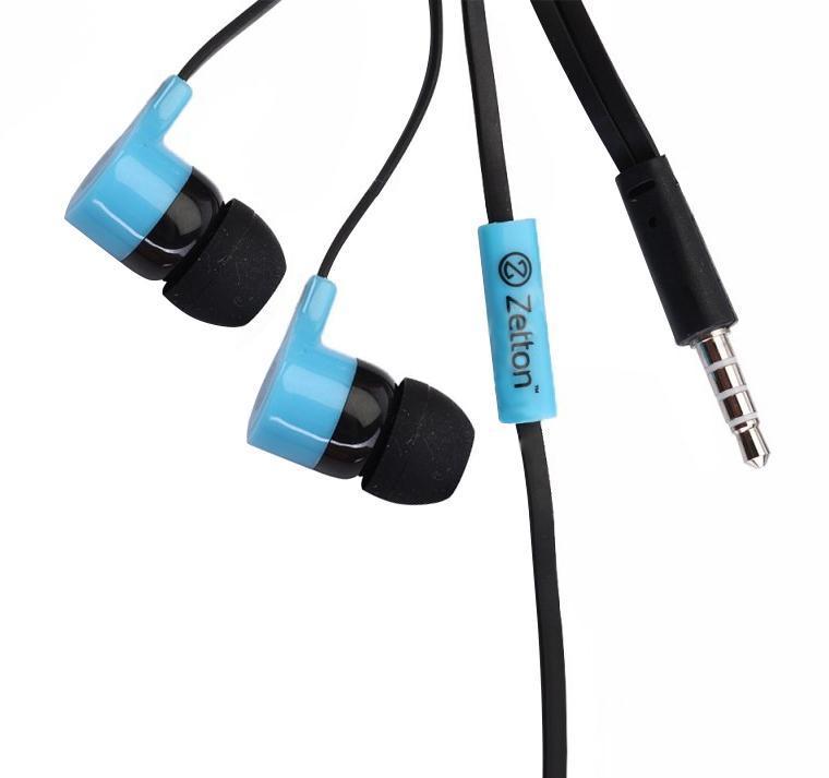 Zetton Scoop, Black Blue гарнитура (ZTLSHSS)ZTLSHSSCOBBСтерео гарнитура предназначена для разговора по телефону без помощи рук и прослушивания музыки.Легкий алюминиевый корпус серого цвета, с пластиковой вставкой и цветными резиновыми амбушюрами.Черный цвет + второй цвет