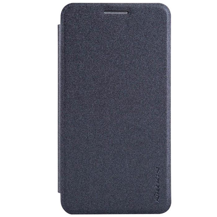 Nillkin Sparkle Leather Case чехол для Samsung Galaxy A3, BlackT-N-AGA3-009Чехол Nillkin Sparkle Leather Case для Samsung Galaxy A3 обеспечивает надежную защиту корпуса и экрана смартфона от механических повреждений и надолго сохраняет его привлекательный внешний вид. Чехол также обеспечивает свободный доступ ко всем разъемам и клавишам устройства.