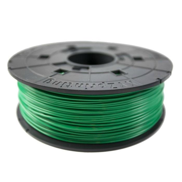 XYZ пластик ABS в катушке, Green 1,75 ммRF10XXEU05JПластик ABS от XYZ Printing долговечный и очень прочный полимер, ударопрочный, эластичный и стойкий к моющим средствам и щелочам. Один из лучших материалов для печати на 3D принтере. Пластик ABS не имеет запаха и не является токсичным. Температура плавления215-250°C. АБС пластик для 3D-принтера применяется в деталях автомобилей, канцелярских изделиях, корпусах бытовой техники, мебели, сантехники, а также в производстве игрушек, сувениров, спортивного инвентаря, деталей оружия, медицинского оборудования и прочего.
