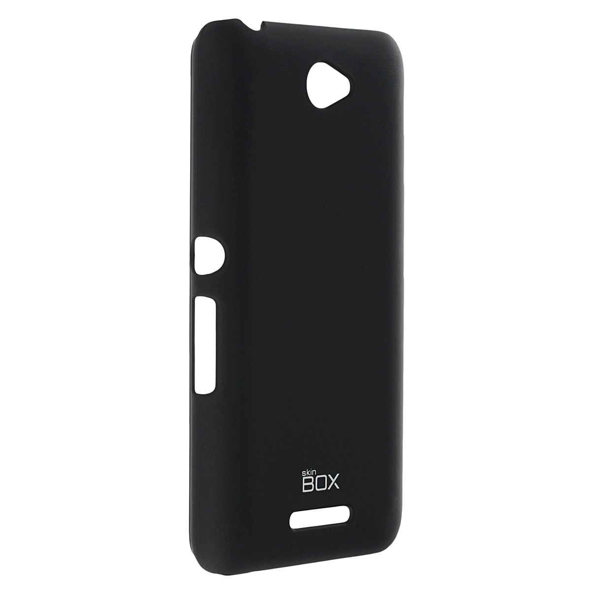 Skinbox Shield 4People чехол для Sony Xperia E4, BlackT-S-SXE4-002Чехол Skinbox Shield 4People для Sony Xperia E4 предназначен для защиты корпуса смартфона от механических повреждений и царапин в процессе эксплуатации. Имеется свободный доступ ко всем разъемам и кнопкам устройства. В комплект также входит защитная пленка на экран телефона.