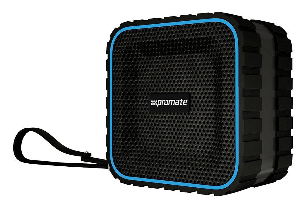 Promate aQuaBox, Blue Bluetooth-динамик