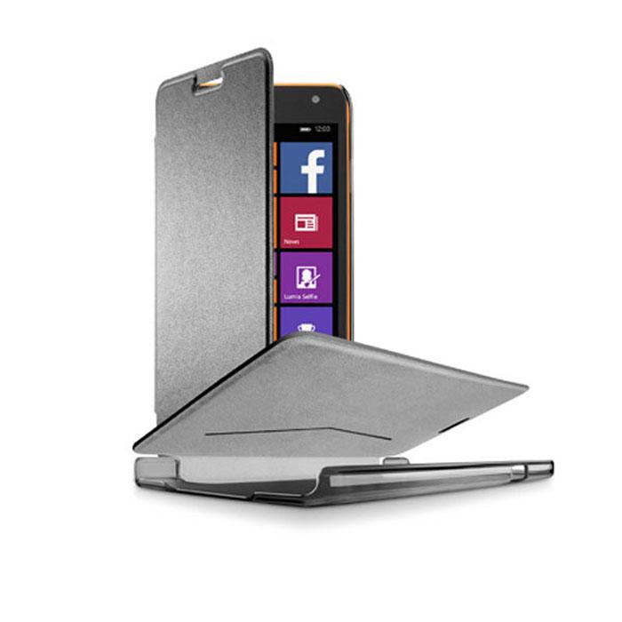Cellular Line Book Essential чехол для Microsoft Lumia 535, Black (23353)BOOKESSENL535KCellular Line Book Essential- качественный защитный чехол для вашего смартфона. Все разъемы и элементы управления открыты и легко доступны.