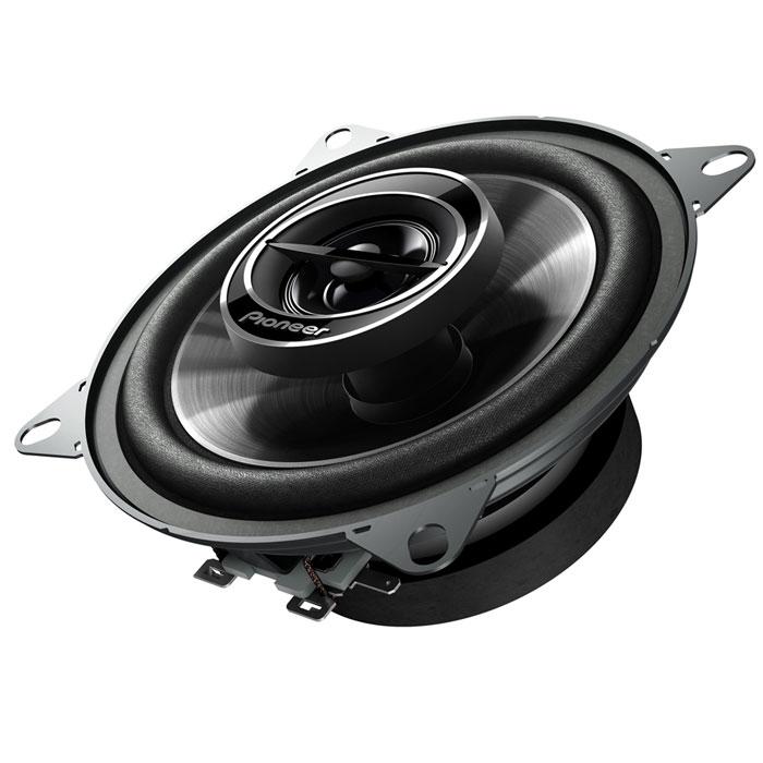 Pioneer TS-G1032I колонки автомобильныеTS-G1032IАвтомобильные широкополосные колонки Pioneer TS-TS-G1032I разработаны для мощного звука премиум класса, с прекрасным соотношением цены и качества. В их прочной конструкции предусмотрено несколько крепежных отверстий, что облегчает установку любой акустической системы G-серии в автомобиль. Благодаря возможности работы с большей мощностью и высокой чувствительности , эта акустическая система может воспроизводить глубокие, эффектные басы и естественный звук на высоких частотах - даже на высоком уровне громкости.Благодаря оптимизированному сопротивлению обмотки катушки, Pioneer TS-G1032I могут воспроизводить звук такой мощности, какой вы ранее не встречали. Исключительно прочная. но легкая конструкция не только прекрасно звучит, но и замечательно выглядит, а кроме того, теперь колонки стало гораздо легче установить в самых разных автомобилях. Специальная сетка защитит их от пыли. Pioneer TS-G1032I отличаются высокой чувствительностью, что позволяет наслаждаться высококачественным звуком и уверенной мощностью даже на низких уровнях громкости.