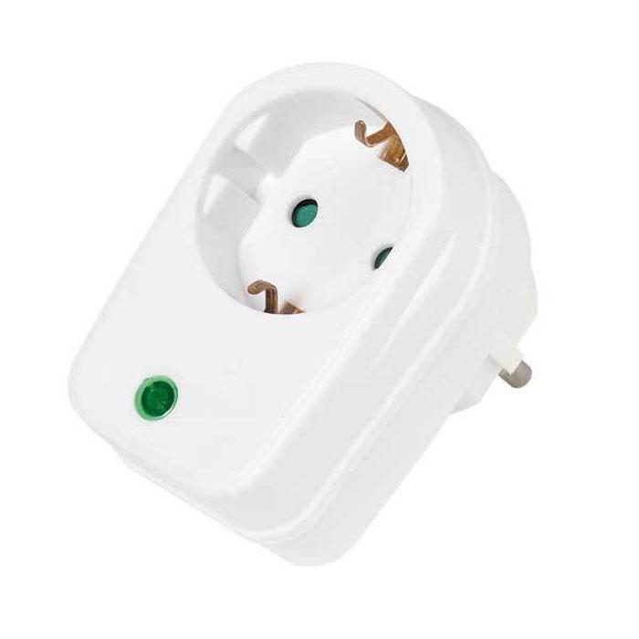 Vivanco 21950 адаптер-розетка (сетевой фильтр) vivanco 43045