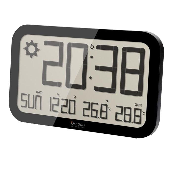 Oregon Scientific JW108, Black погодная станцияJW108Oregon Scientific JW108 отображает прогноз погоды на ближайшие 12-24 часа в радиусе 30 км. Измеряет температуру в помещении и на улице. Также встроены радиоконтролируемые часы, календарь, будильник. Имеется возможность крепления на стену.