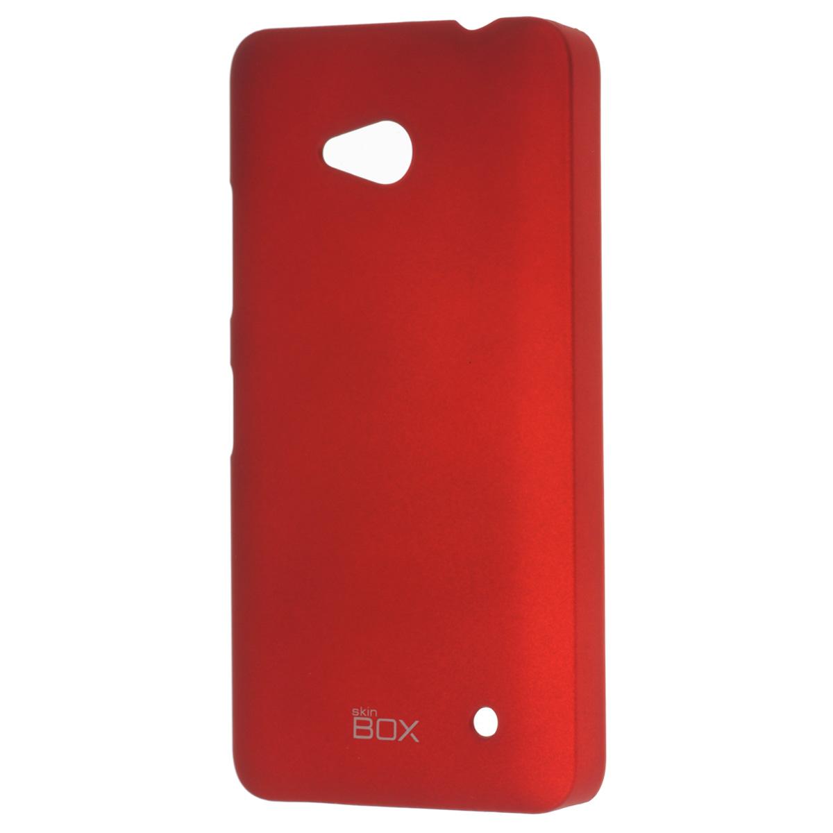 Skinbox Shield 4People чехол для Microsoft Lumia 640, Red