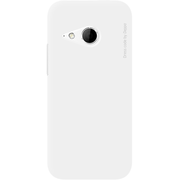 Deppa Air Case чехол для HTC One mini 2, White  цена