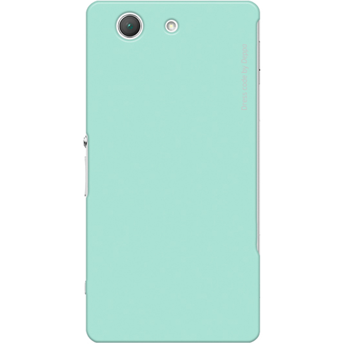 Deppa Air Case чехол для Sony Xperia Z3 Compact, Mint83146Чехол Deppa Air Case для Sony Xperia Z3 Compact предназначен для защиты корпуса смартфона от механических повреждений и царапин в процессе эксплуатации. Имеется свободный доступ ко всем разъемам и кнопкам устройства. Чехол изготовлен из поликарбоната Teijin производства Японии с покрытием Soft touch.