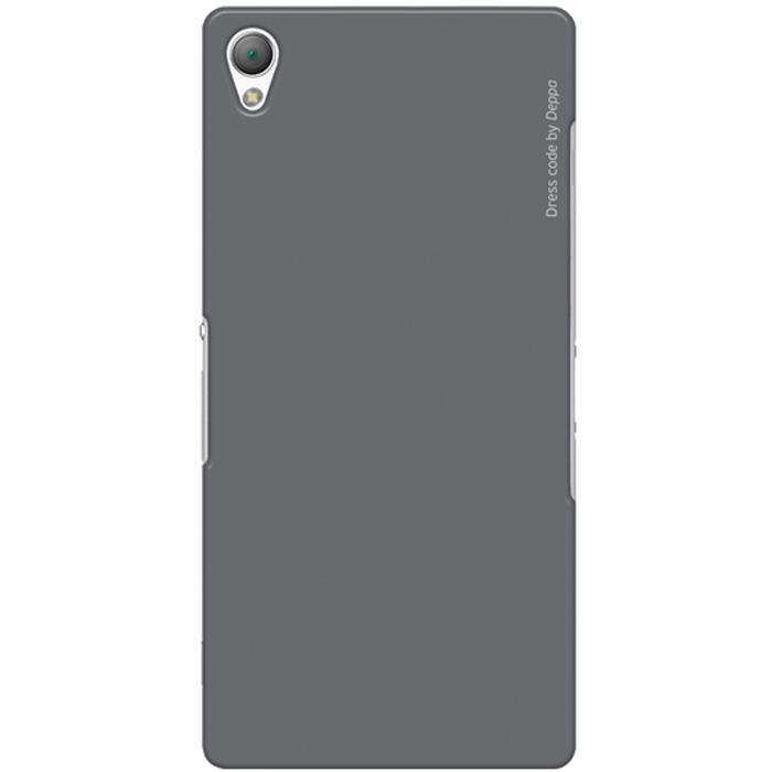 Deppa Air Case чехол для Sony Xperia Z3, Gray83138Чехол Deppa Air Case для Sony Xperia Z3 предназначен для защиты корпуса смартфона от механических повреждений и царапин в процессе эксплуатации. Имеется свободный доступ ко всем разъемам и кнопкам устройства. Чехол изготовлен из поликарбоната Teijin производства Японии с покрытием Soft touch.